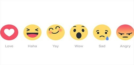 """New Facebook """"Reactions"""" Feature Trials First In Ireland"""