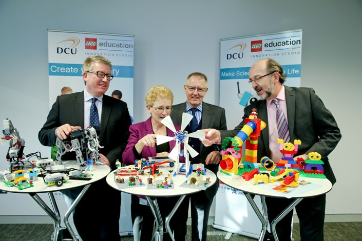 DCU Is Making STEM Child's Play