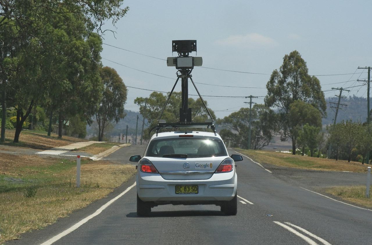 Google Street View Turns 10