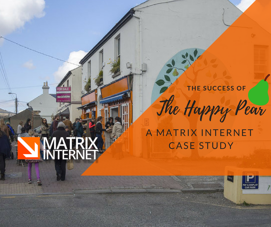 The Success of The Happy Pear: A Case Study