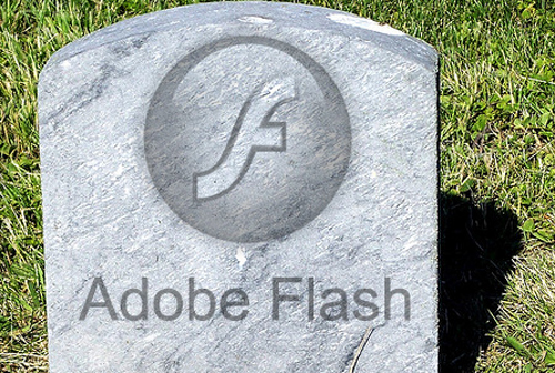 Online Flashing Banned By Google