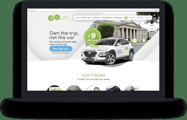 GoCar Website